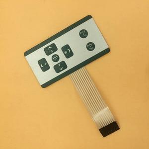 Impressora jato de tinta spt 510 da cabeça de impressão push up board teclado keystroke placa para Crystaljet 3000 4000 impressora jato de tinta