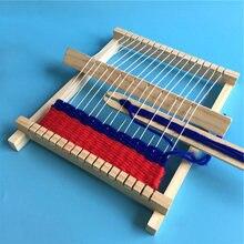 Детский вязальный станок для шарфов «сделай сам»