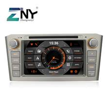 "7 ""Android 9.0 Auto DVD Für Toyota Avensis T25 2003 2004 2005 2006 2007 2008 Radio RDS GPS Navigation Audio video-Backup Kamera(Hong Kong,China)"