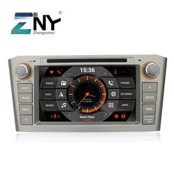 7 Android 9.0 Auto DVD Für Toyota Avensis T25 2003 2004 2005 2006 2007 2008 Radio RDS GPS Navigation Audio video-Backup Kamera