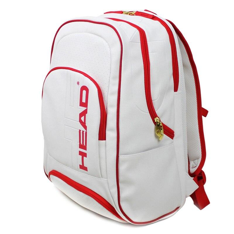 Высококачественная сумка для тенниса из ПУ кожи, для ракеток, спортивный рюкзак с сумкой для обуви, новогоднее Памятное издание
