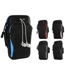 """6,"""" универсальная спортивная сумка для мобильного телефона на открытом воздухе, водонепроницаемый держатель для мобильного телефона"""