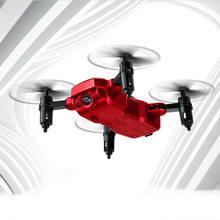 New Product TXD-G1 Mini Folding UAV Fixed Height Four-Axis Aircraft WiFi HD Drone for Aerial Photography