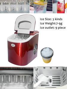 XEOLEO Ice-Machine Tea-Shop Electric Automatic Bullet 12kg/24h Mini for Milk Household