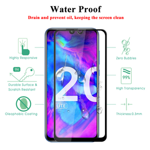 Image 5 - Tempered Glass Honor 20 Lite Light For Huawei Pro Armor Xonor View 20 Screen Protector Huawey Hono 20Lite Honer 20Pro V20 Onor V
