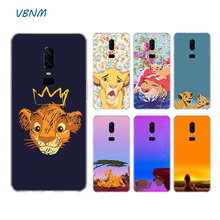 Simba The Lion King Soft Rubber TPU Silicone Back Case For OnePlus One Plus 1+ 7 Pro 6 6T 5 5T 3 3T Coque Shell Cover