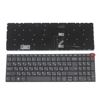 NEW RU Keyboard for Lenovo IdeaPad V330-15 V330-15ISK V330-15IKB Russian laptop  keyboard black no-backlight