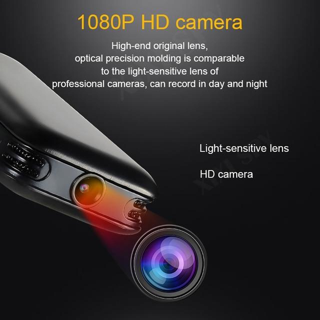 MINI camera 1080P HD DV Professional Digital Voice Video recorder small micro sound brand XIXI SPY Dictaphone secret home 3