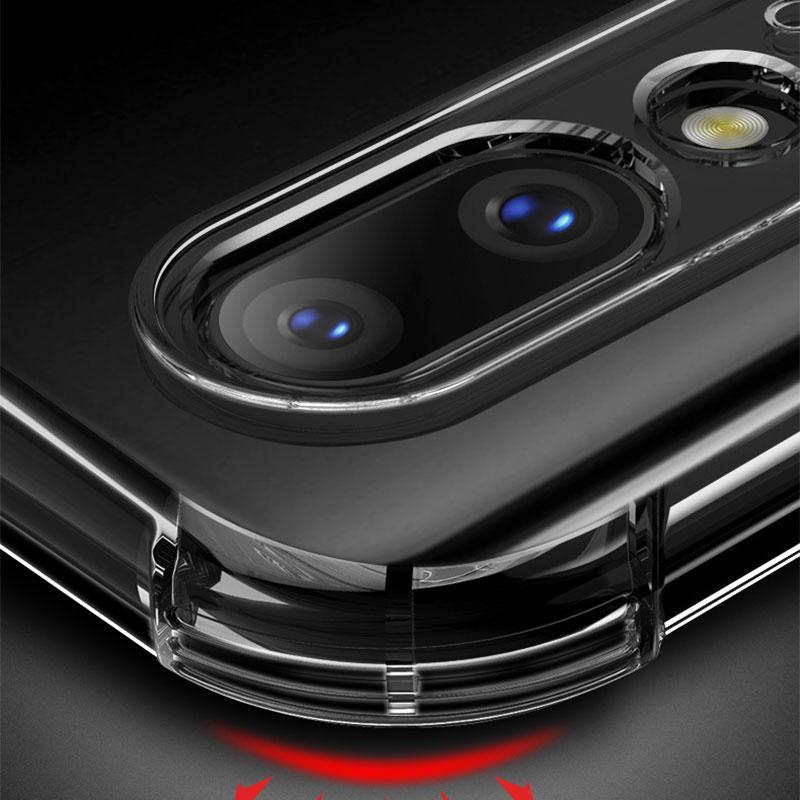 Антидетонационные прозрачные чехлы для Xiaomi mi 9T Pro CC9 Red mi Note 8 7 6 5 Pro Red mi 7 6 7A чехол Мягкие силиконовые мешки из ТПУ задняя крышка