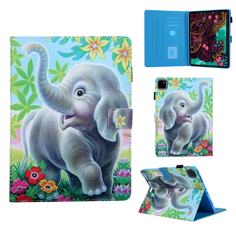 4 Air Tablet For Apple IPad Cover For 10.9 inch 2020 Cartoon Case Ipad Leather Air4 Air