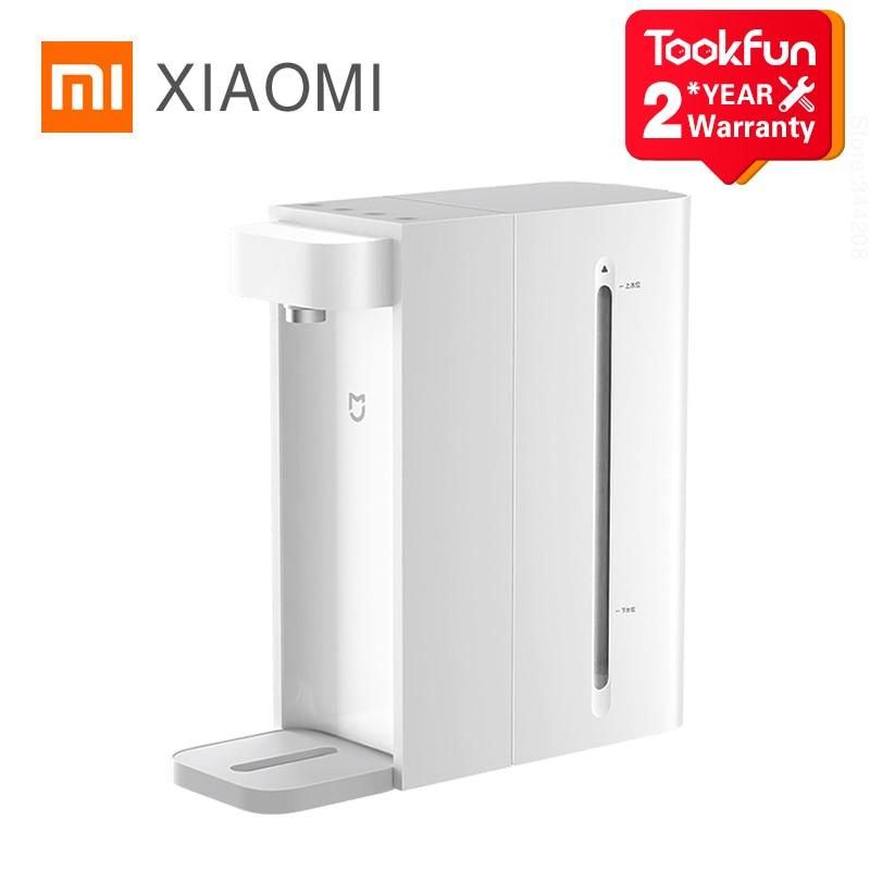 Диспенсер для горячей воды XIAOMI MIJIA C1 Для дома и офиса, мгновенный Электрический чайник, термостат на 2,5 л, портативный водяной насос с быстрым...