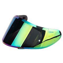 Capacete viseira MT-V-12 capacete escudo para mt stinger capacete e mt trovão 3 capacete 7 cores disponíveis