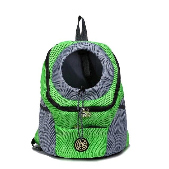 Mesh Backpack Carrier 6