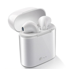 i7s TWS Wireless Earpiece Bluetooth Earphones I7 sport Earbuds Headset With Mic
