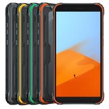 Blackview BV4900 PRO wersja globalna IP68 IP69K 5 7 cala NFC Android 10 5580mAh 4GB 64GB Helio A22 czterordzeniowy 4G Smartphone tanie tanio Nie odpinany CN (pochodzenie) Rozpoznawania twarzy Do 120 godzin 13MP 5500 Nonsupport Smartfony Pojemnościowy ekran Angielski