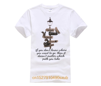 Summer Fashion Street Short Sleeve T-Shirt Narnia Hogwarts Neverland Panem Wonderland t shirt image
