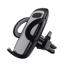 Car Holder Air Vent Stand No Magnetic Universal Mobile Phone Mount Support for iphone 11 samsung a51 a71 huawei p20 pro