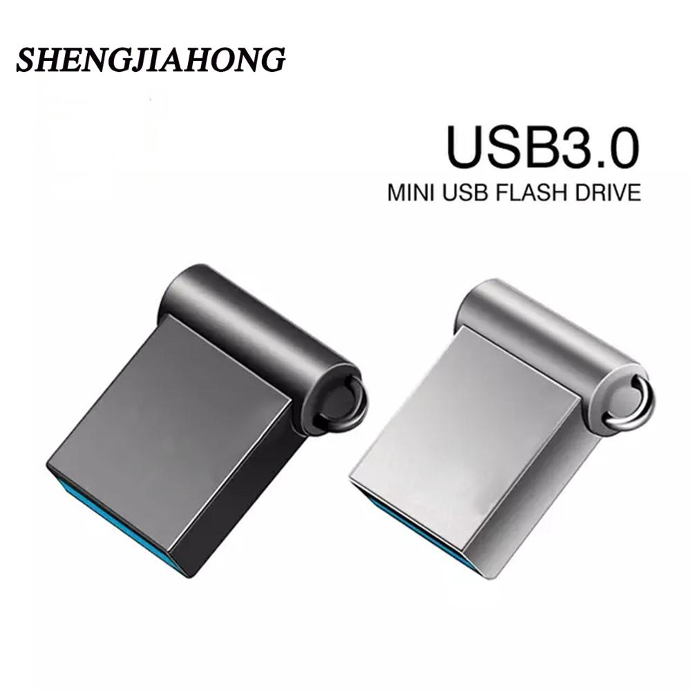 Metalen Pen Drive 3.0 Usb Flash Drive 8 Gb Pendrive 128 Gb Usb Stick 32 Gb 64 Gb 16 Gb 4 Gb High Speed Memory Stick Sleutel Gratis Verzending title=