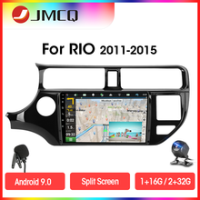 JMCQ Android 9,0 RDS DSP Auto Radio Multimedia Video Player Für KIA K3 RIO 2011-2015 2 din 2G + 32G Navigaion GPS Split-Screen