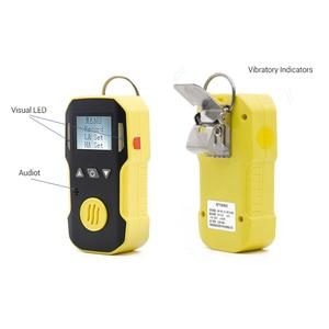Image 4 - אוזון גלאי אוזון גז Tester O3 אוזון ריכוז שיורי דליפת גלאי Analyzer צג עם קול אור רטט אזעקה