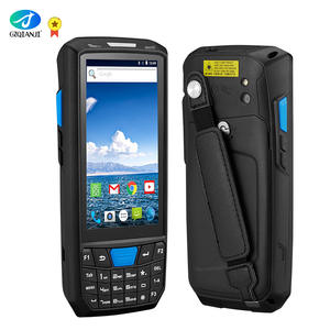 Android 8.0 PDA Rugged Handheld Terminal PDA Data Collector for Warehouse 1D 2D QR Barcode Scanner Support OTG 4G PDA Terminal