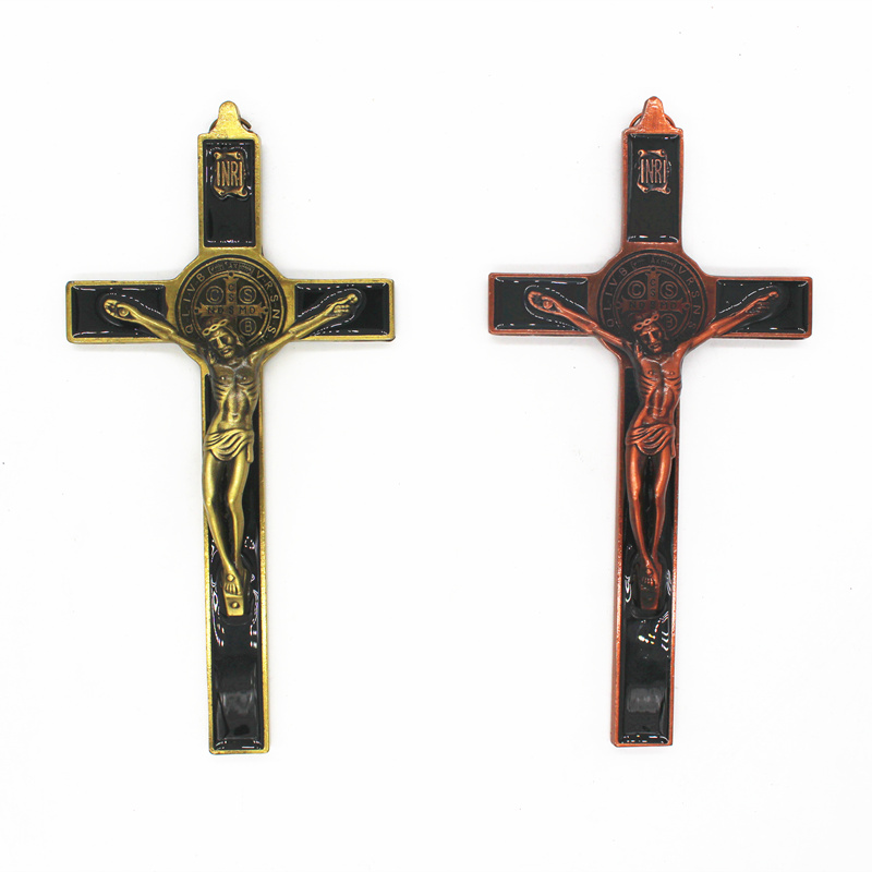 Jesus Ornaments Christ Christian Crucifix Jesus Decoration Home Wall decor Cross