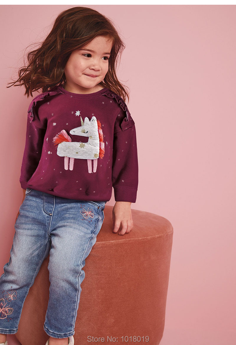 H4c4a4ce8bb4c4c9ba372878222d1fe3eV Kids Hoodies Outerwear Bebe Girls s Fleeces Sweatshirt Baby Girl Clothes Sweaters 100% Interloop Cotton t shirts Cartoon Tees