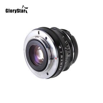 25mm F1.8 Prime Lens Manual Focus MF For Panasonic Micro 4/3 G123456789 G85 GF123456789 GM1 GM5 GM10 GX1 GX7 GX8 GH12345 M4/3 43