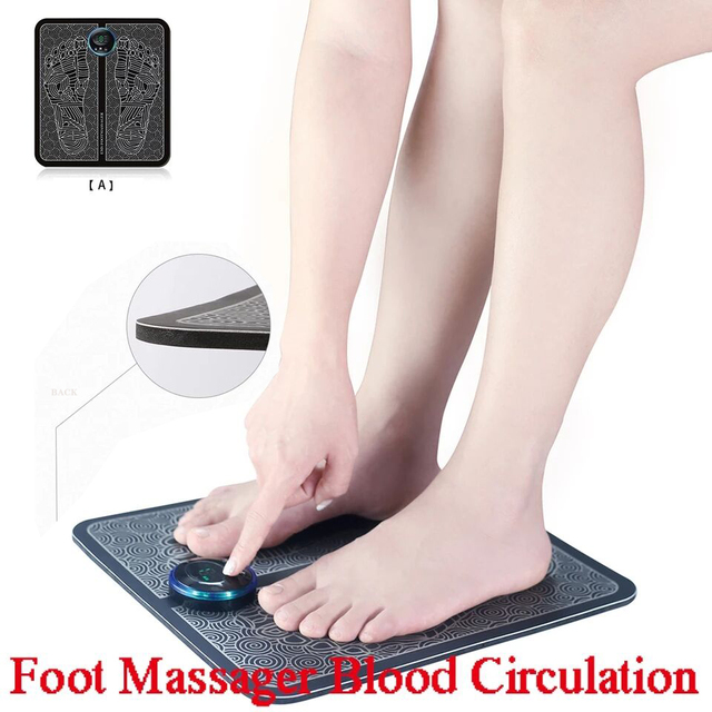 Portable foot massager mat 4