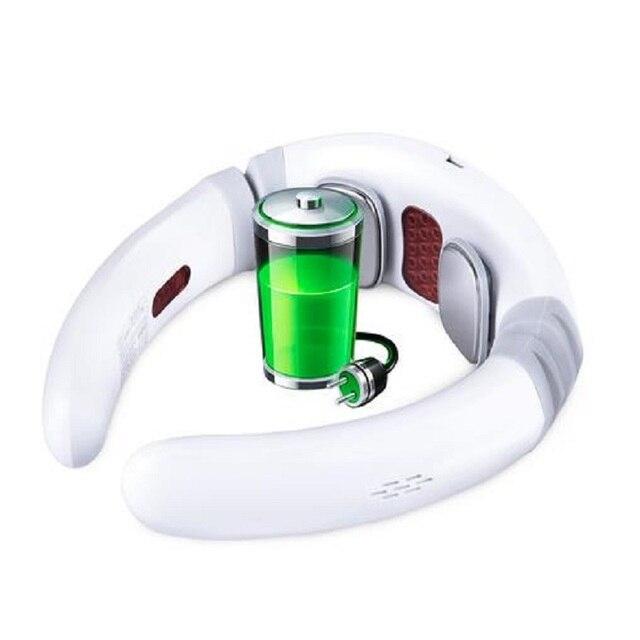 IRest C71 cou massage lumière Moxibustion sans fil Bluetooth haut-parleur infrarouge chauffage vertèbre cervicale soulagement de la douleur