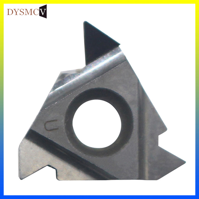 11IR AG60 Carbide Insert Cemented Cutter for Threading Turing Tool Boring Bar
