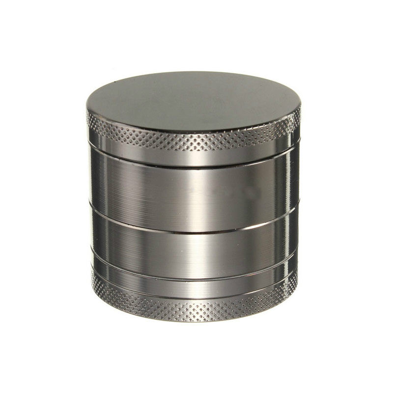 4 Layer Zinc Alloy Herb Grinder 40mm Herb Spice Grass Weed Tobacco Smoke Grinders for Men Smoking Accessories UND Sale