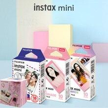 Fujifilm Instax Mini 9 Film podróż różowe opakowanie na prezent dla FUJI natychmiastowy aparat fotograficzny Mini 9 8 7s 7c 70 90 25 Hello Kitty SP 1 SP 2