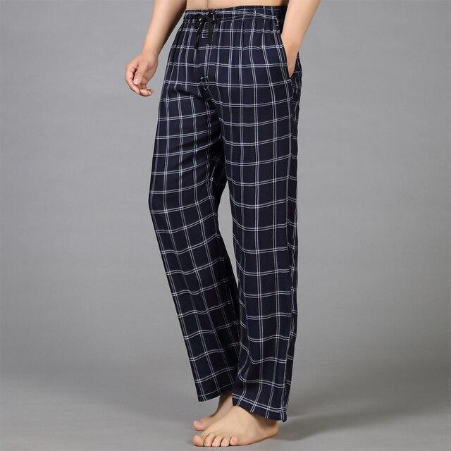 100% Cotton Pajama Pants For Men 2