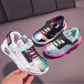 Kid Sneakers Girl Shoes Boy Trainers Children Shoes For Girl School Child Casual Sport Shoes Buty Little Girl Shoes Zapatillas