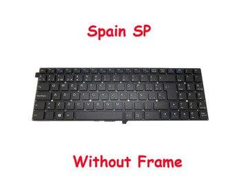 Keyboard For CLEVO W550EU MP-12C96LA-4303W MP-12C96N0-4303W MP-12C96SU-4303W MP-12C96E0-4303W MP-12C93K0-4303W MP-12C93K0-4303