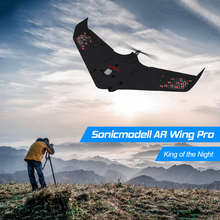 Beginner Electric Sonicmodell AR Wing Pro RC Airplane Drone 1000mm Wingspan EPP FPV Flying Wing Model Building KIT/PNP Version