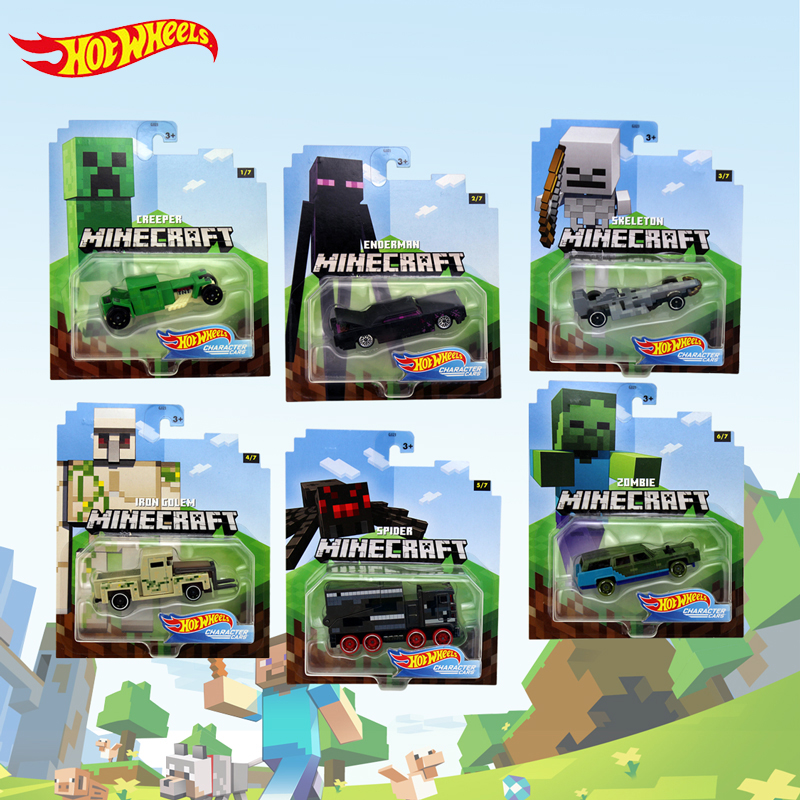New HOT WHEELS CARS 1/6 4MY WORLD Xbox  Series  Boys Toy Car Model Off-road Jeep Collective Edition Metal Material Race Car