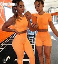 Женские бесшовные шорты для йоги с высокой талией, спортивные шорты пуш-ап