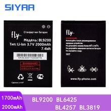 SIYAA BL9200 BL6425 BL4257 BL3819 Pin Cho Bay IQ4514 FS504 Cirrus2 FS454 Nimbus8 IQ451 Explay X Tremer Điện Thoại Di Động pin