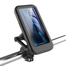 Bag Motorcycle iPhone Case Phone-Navigation-Support-Holder Waterproof for Se2/7/8/..