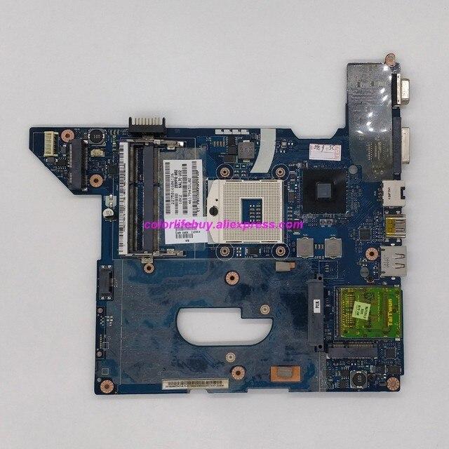 حقيقي 590350 001 NAL70 LA 4106P UMA اللوحة الأم لأجهزة الكمبيوتر المحمول HP بافيليون DV4 DV4 2100 سلسلة