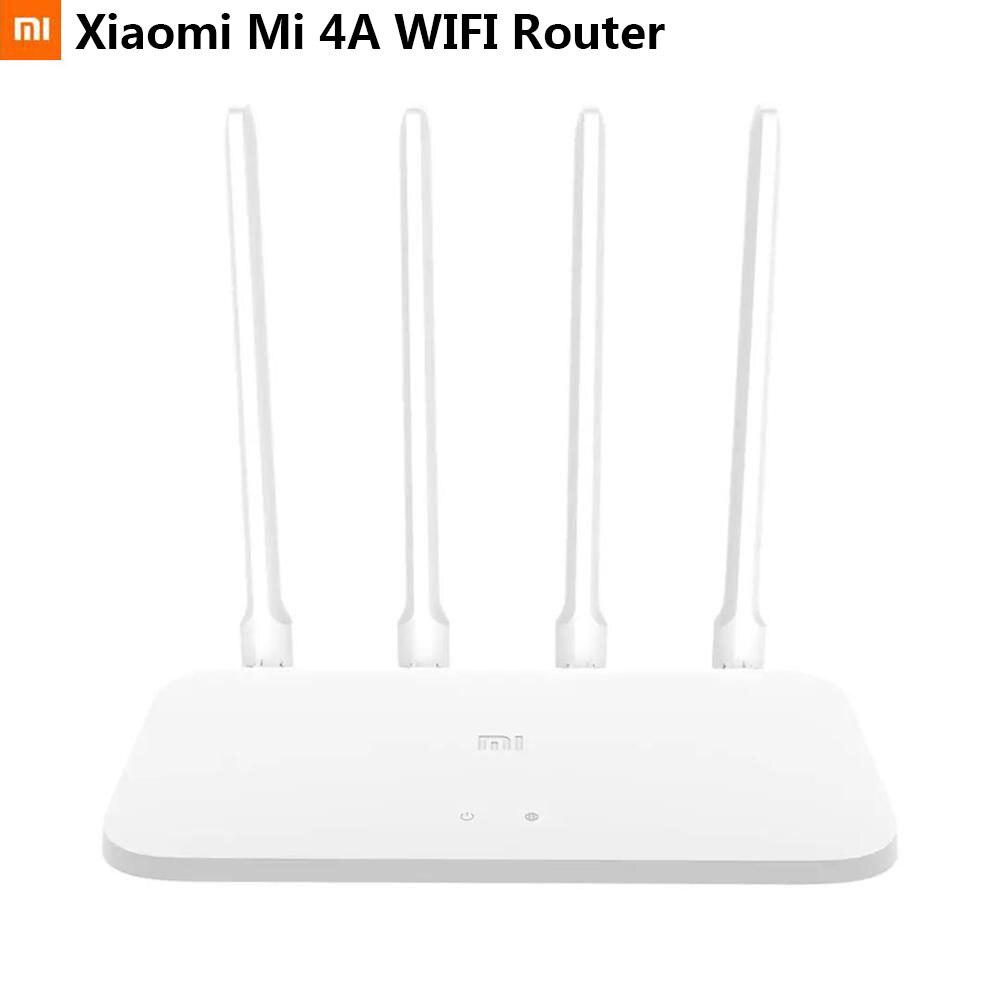 Оригинальные Xiaomi Mi Band 4A Беспроводной двухдиапазонный 1167 Мбит/с Edition 2,4 ГГц Wi-Fi 5 ГГц с высоким коэффициентом усиления 4 антенны приложение пул...