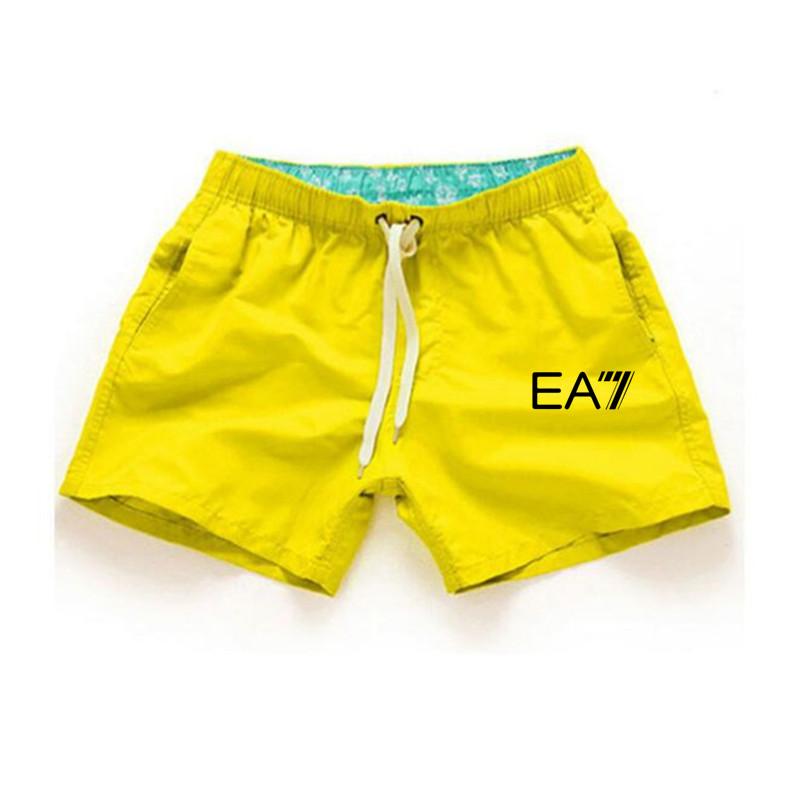 2021 New Summer Casual Men Beach Shorts Fitness Quick Dry Harajuku Mesh Pocket Beach Shorts Fashion Sweatpants Joggers