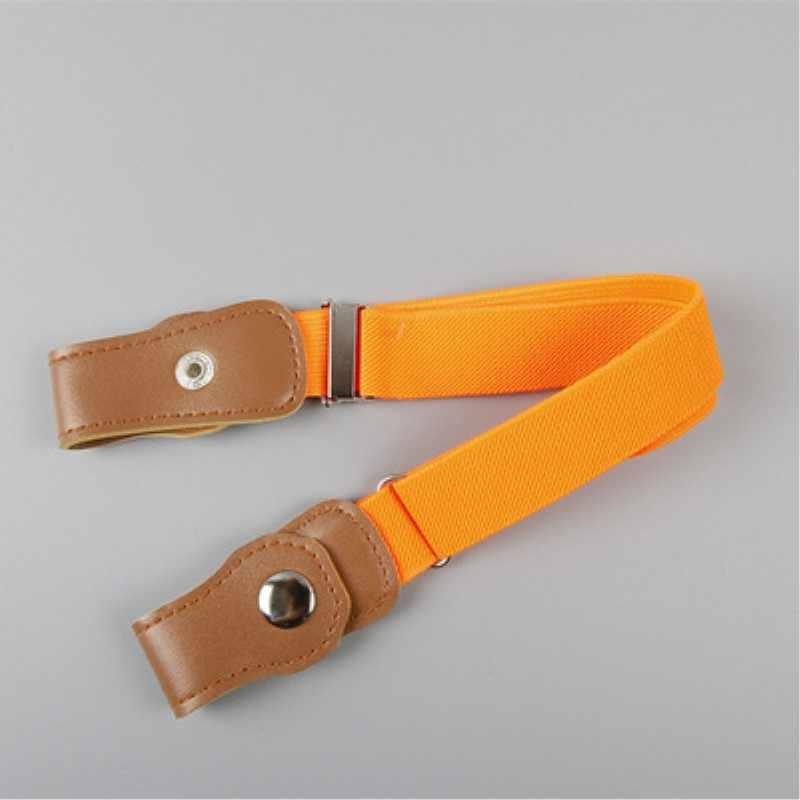 ¡Novedad! Cinturón elástico sin hebilla Invisible para niños pequeños, cinturón elástico sin hebilla para pantalones vaqueros para niños y niñas.
