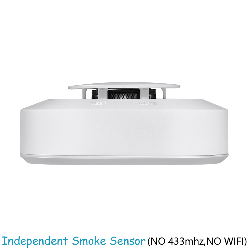 Hot DealsNEW Smoke detector fire alarm detector Independent smoke alarm sensor for home office