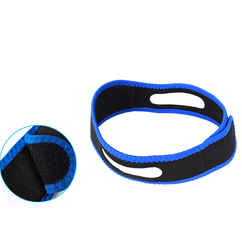 Health Care Anti Snore Chin Strap Mouth Guard Bandage Stop Bruxism Snoring Aid Snore Chin Strap Women Men Aid Sleeping Belts 3