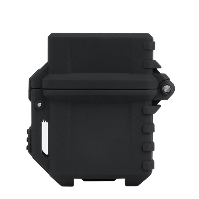 Tactical Lighter Storage Case Universal Portable Box Container Organizer Holder Outdoor Lighter Case Tools|Outdoor Tools| |  - title=