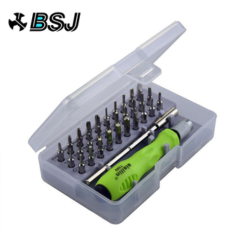 32 in 1 Precision Interchangeable Magnetic Screwdriver Sets Mini Screwdriver Bits Repair Tools Kit Set 7389C Hot Sale 52 in 1 screwdriver set precision mini magnetic screwdriver bits kit phone computer labtop camera maintenance repair tools