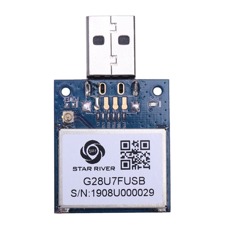 G28U7FUSB Module Positioning Receiver 1-10Hz With PPS Flash Flight For Drone,Car Navigation,GPS Tracker For Google Earth